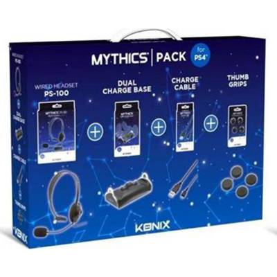 Accessory set PlayStation 4 Mythics Accessories Pack